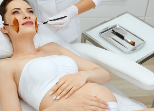 Pregnancy Facial NYC
