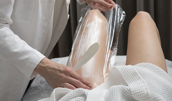 Body wrapping treatment