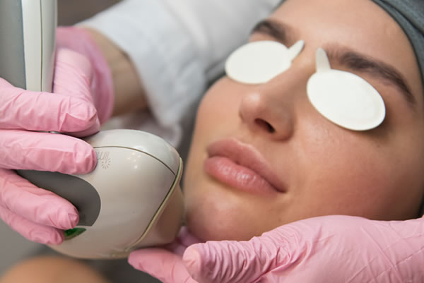 IPL Photofacial treatments at JTAV Clinical Skincare