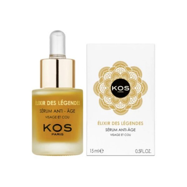 KOS Paris Elixir des legendes
