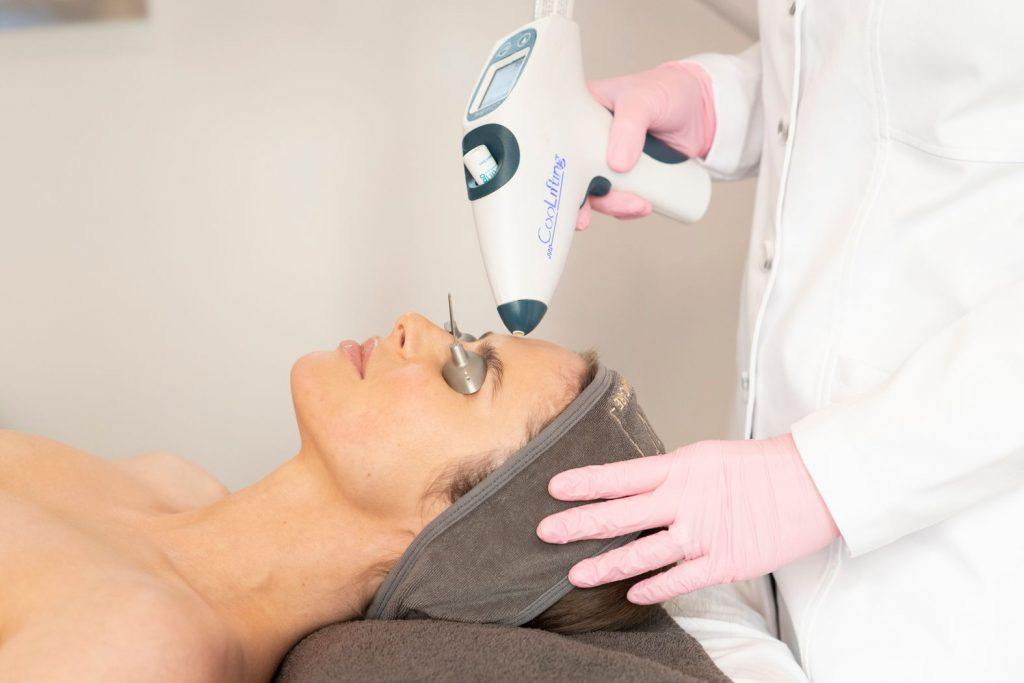 CooLift face treatments